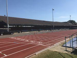 Broadbridge Heath Track PA Installation