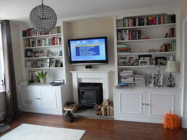 Hidden Bose Lifestyle System for a private home