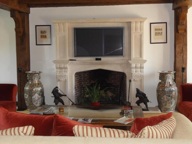 Bose Lifestyle® home entertainment system fitted